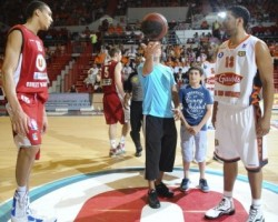 MSB - Cholet : Playoff Pro A - 1/2 Finale Aller 2011-2012