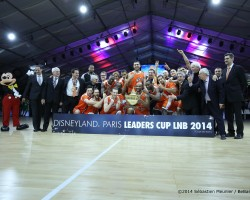 MSB - Nanterre : Leaders Cup 2014 - Finale