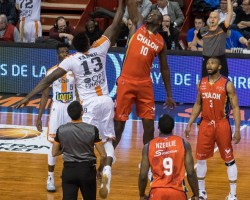 MSB - Chalon : 1/2 Finale Coupe de France 2016-2017