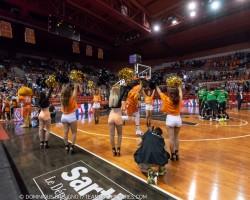 MSB vs Asvel : Jeep Elite - 1/4 Finale Aller Playoffs 2018