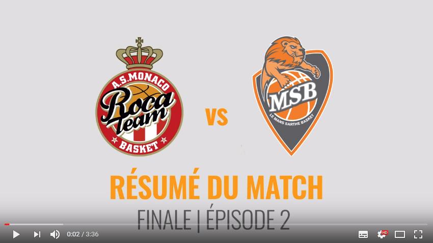 Monaco vs MSB - Finale | #2