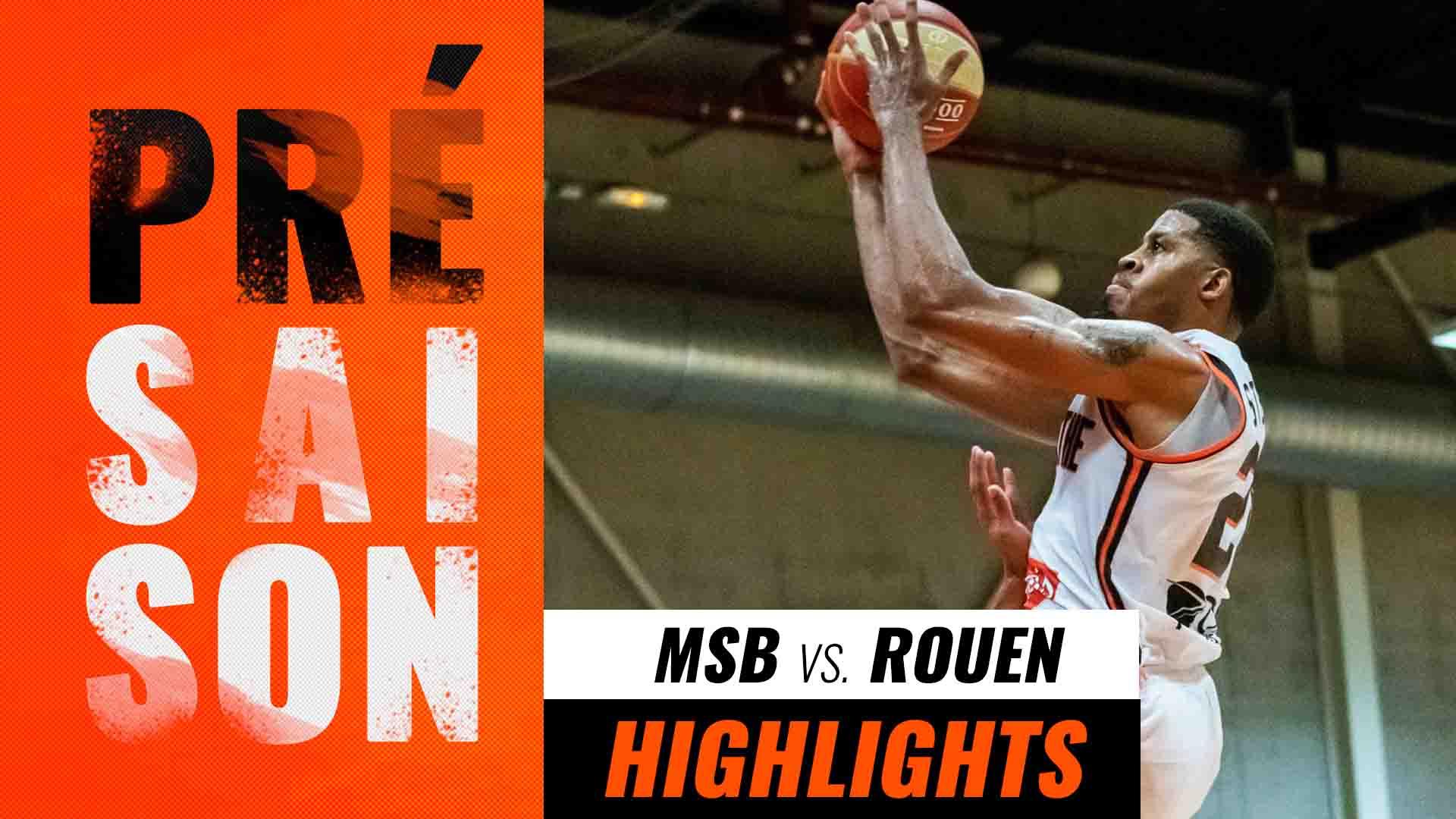 Présaison 2 | MSB - Rouen