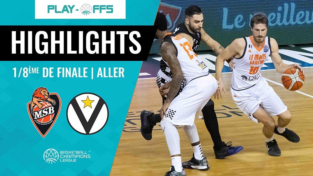 MSB vs. Bologne | Highlights