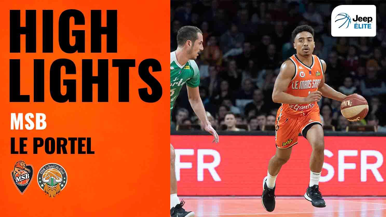 Le Portel - MSB | Highlights